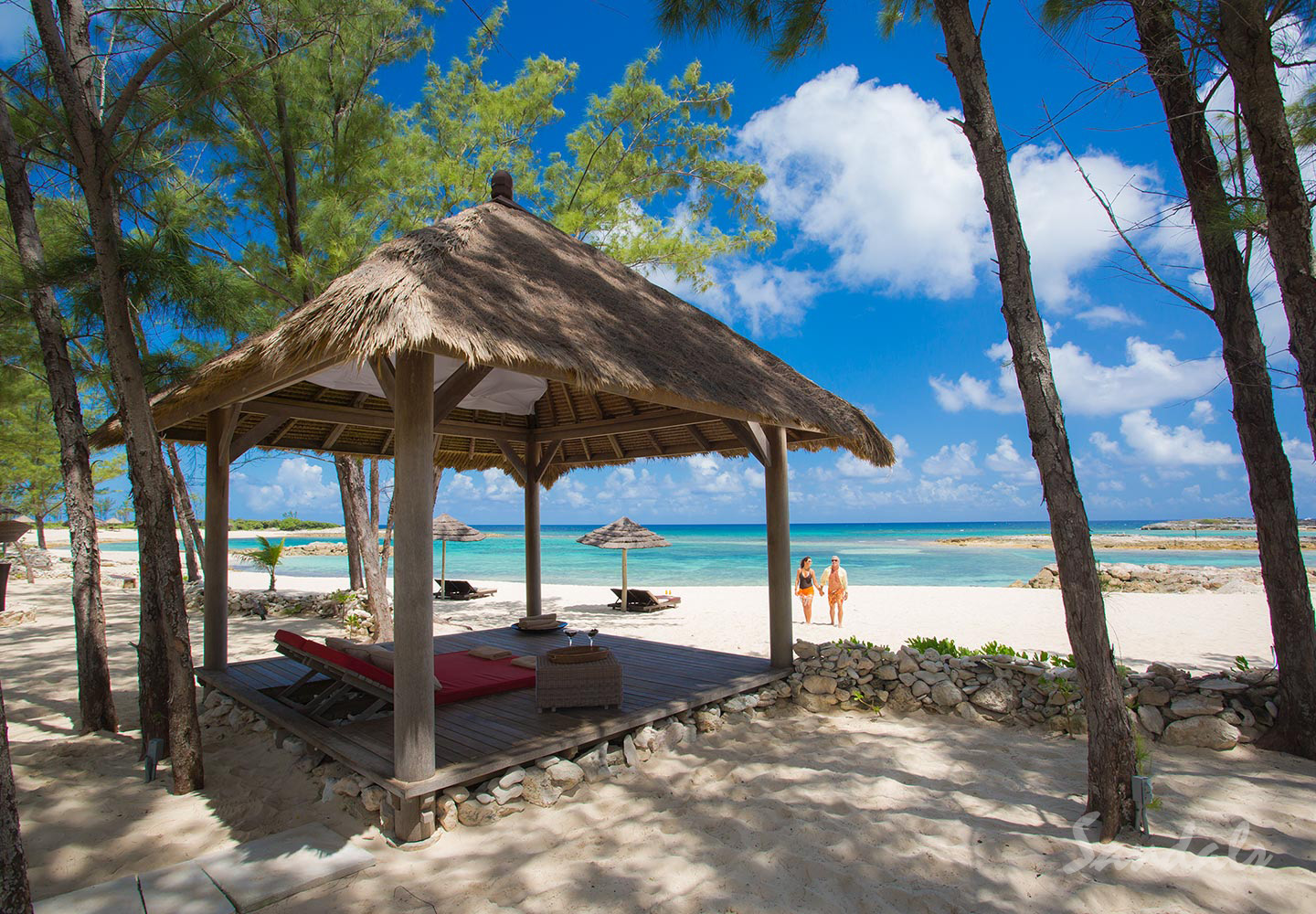 Travel Agency All-Inclusive Resort Sandals Royal Bahamian 075