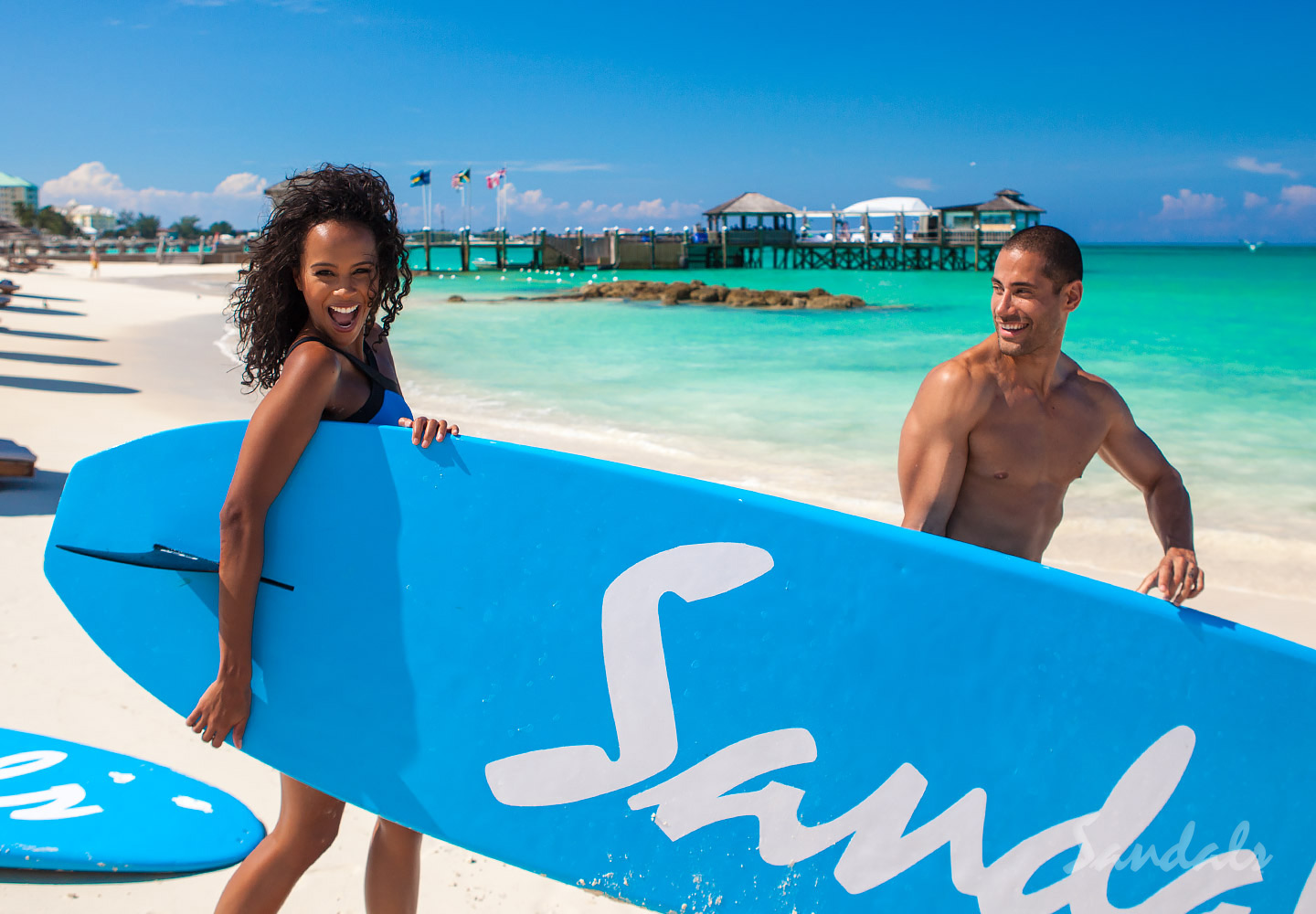 Travel Agency All-Inclusive Resort Sandals Royal Bahamian 131