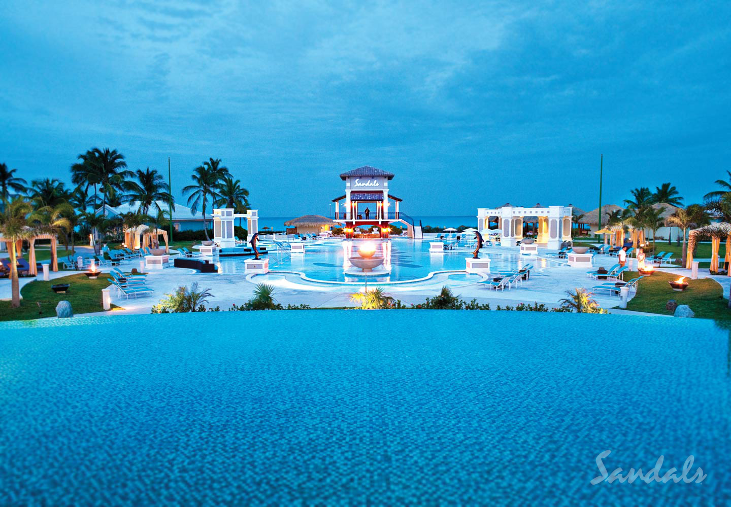 Travel Agency All-Inclusive Resort Sandals Emerald Bay 046