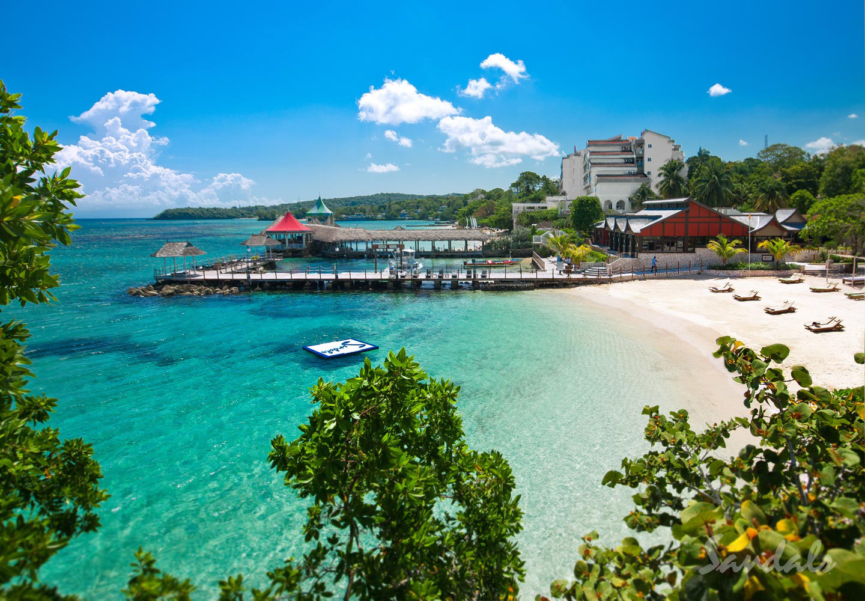 Travel Agency All-Inclusive Resort Sandals Ochi 003