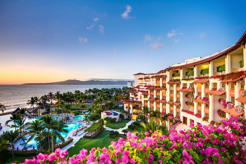 Grand Velas Riviera Nayarit, Nuevo Vallarta Mexico, AAA Five Diamond Resort