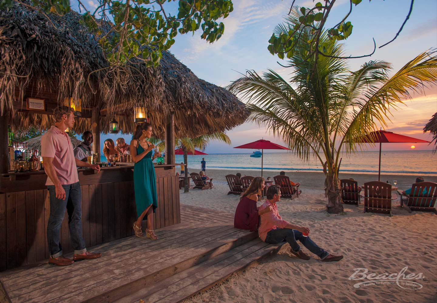 Travel Agency All-Inclusive Resort Beaches Negril 120