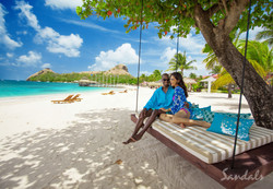 Travel Agency All-Inclusive Resort Sandals Grande St Lucian 65