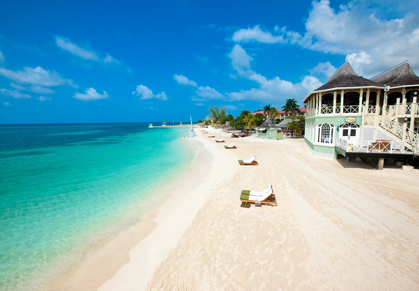 Travel Agency All-Inclusive Resort Sandals Montego Bay 019