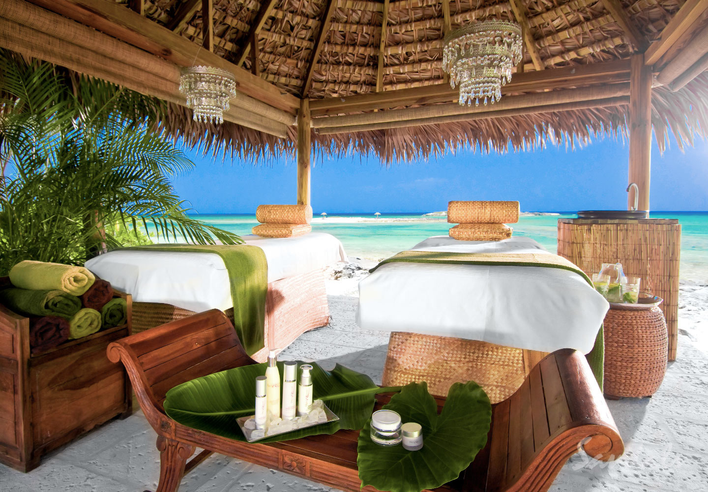 Travel Agency All-Inclusive Resort Sandals Royal Bahamian 041