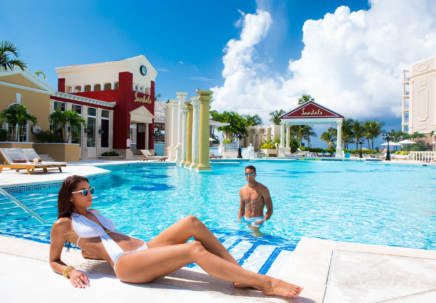 Travel Agency All-Inclusive Resort Sandals Royal Bahamian 071
