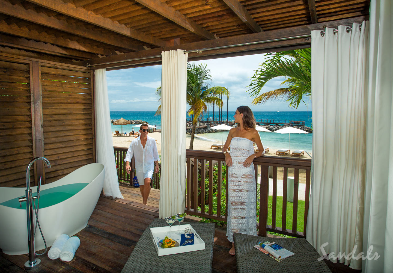 Travel Agency All-Inclusive Resort Sandals La Source Grenada 087