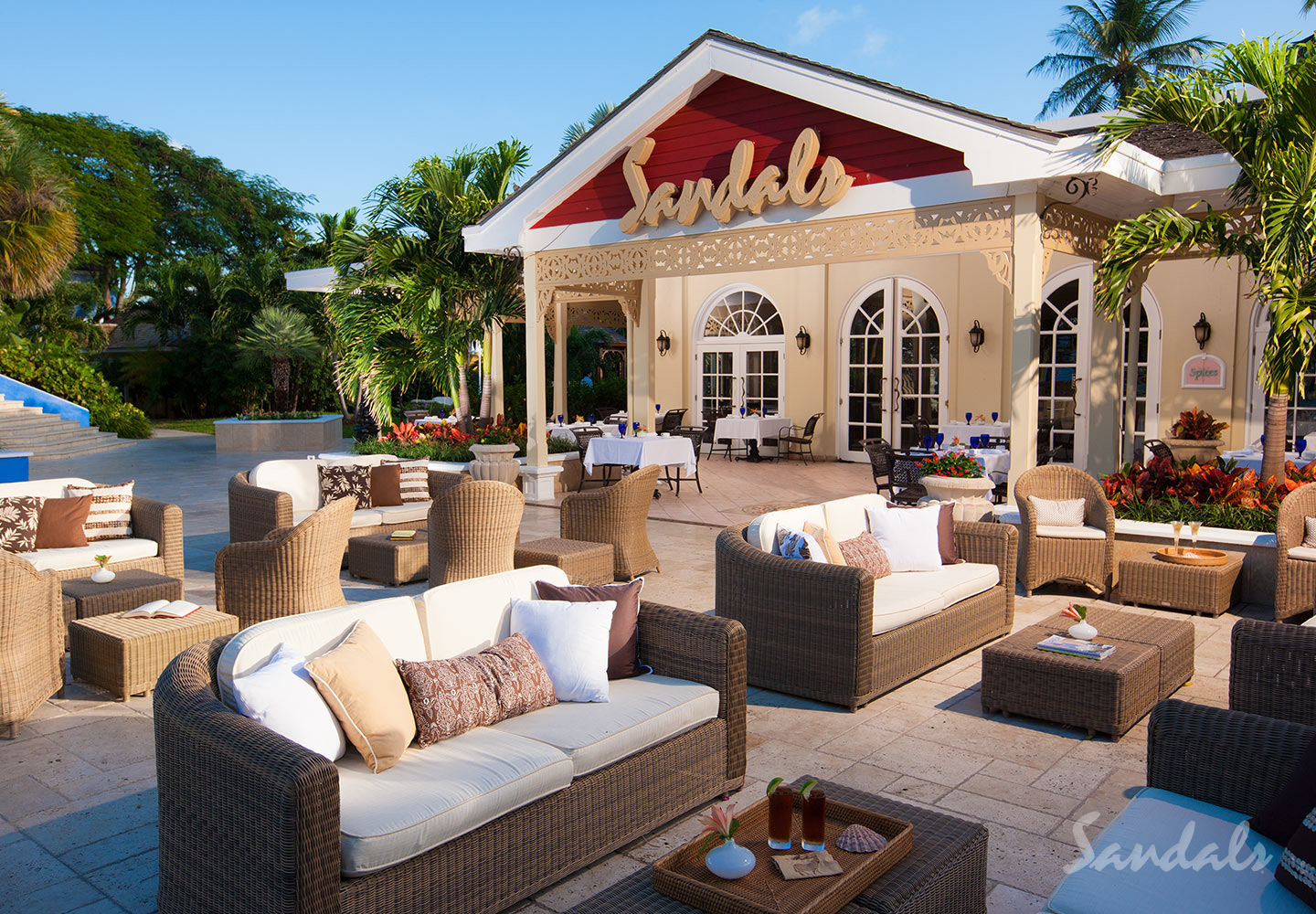 Travel Agency All-Inclusive Resort Sandals Royal Bahamian 049