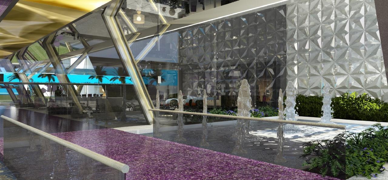 Travel Agency All-Inclusive Resort Plane