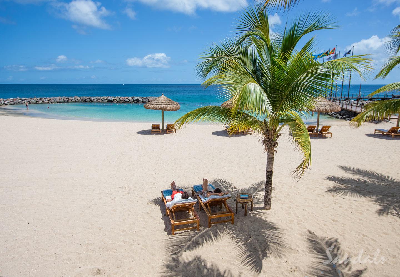 Travel Agency All-Inclusive Resort Sandals La Source Grenada 063