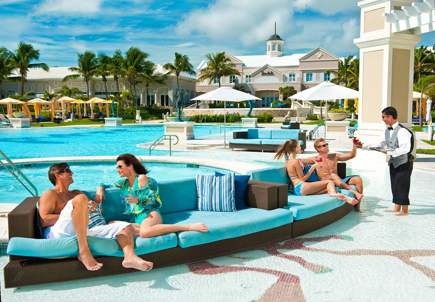 Travel Agency All-Inclusive Resort Sandals Emerald Bay 017