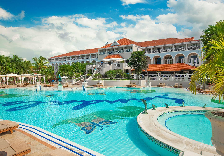 Travel Agency All-Inclusive Resort Sandals Ochi 128