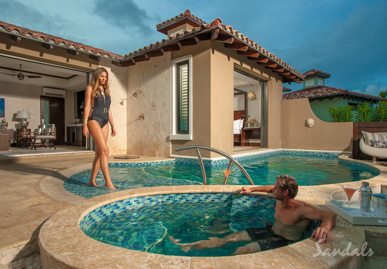 Travel Agency All-Inclusive Resort Sandals La Source Grenada 098