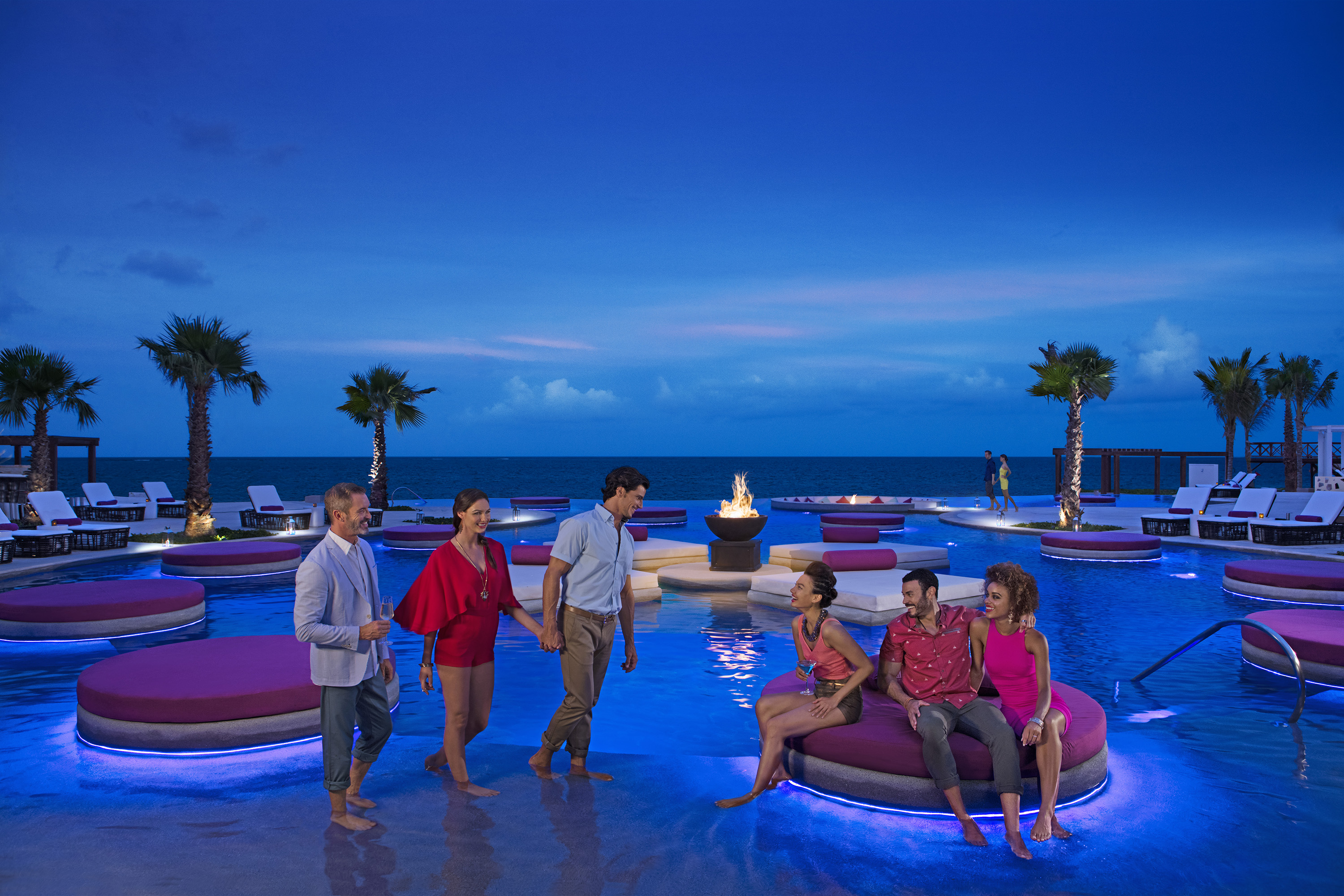 Travel Agency All-Inclusive Resort Breathless Riviera Cancun 10