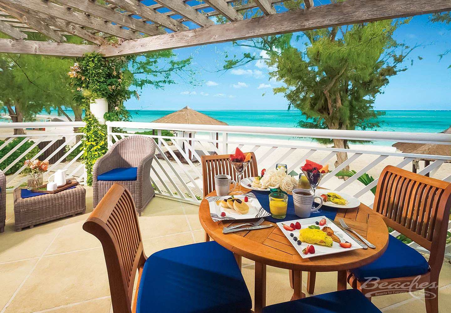 Travel Agency All-Inclusive Resort Beaches Turks and Caicos 102