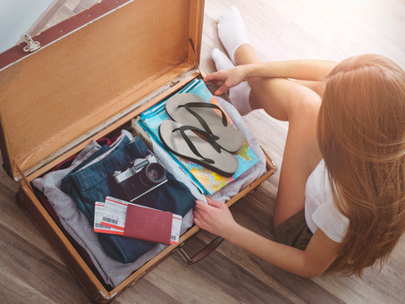 Hate Arriving at Your Destination with Wrinkled Clothes? Try These Packing Tips!