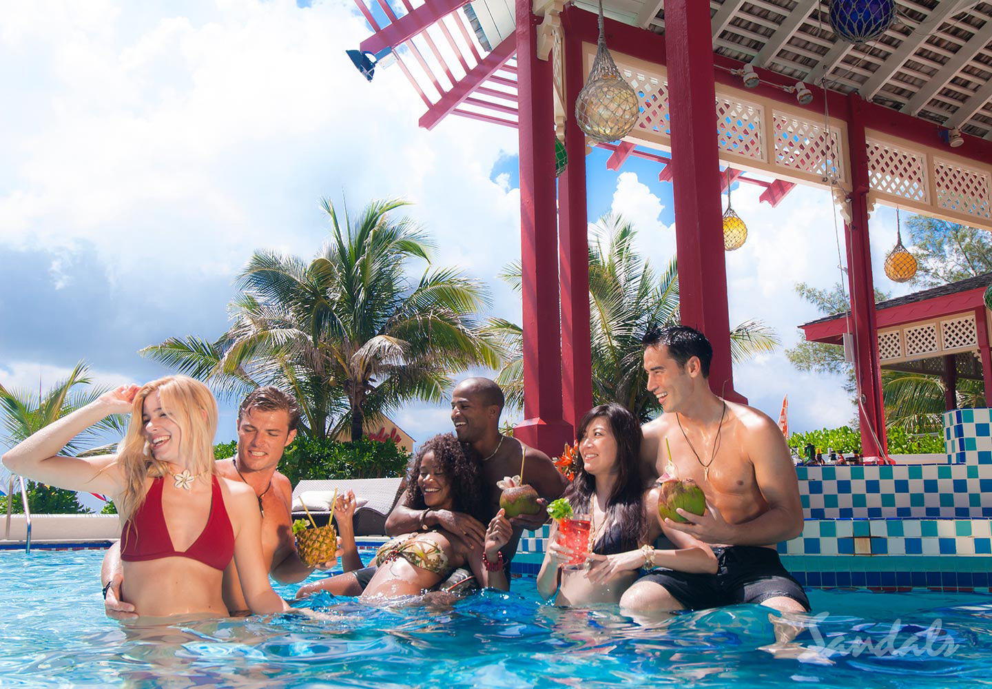 Travel Agency All-Inclusive Resort Sandals Royal Bahamian 067