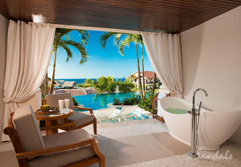 Travel Agency All-Inclusive Resort Sandals La Source Grenada 040
