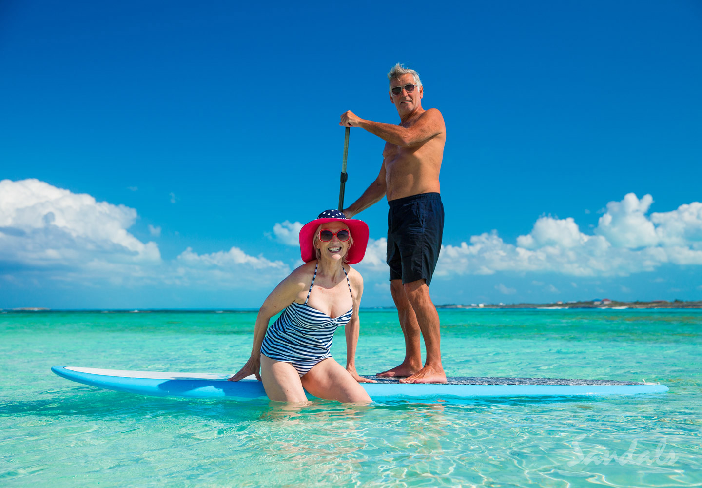 Travel Agency All-Inclusive Resort Sandals Emerald Bay 078