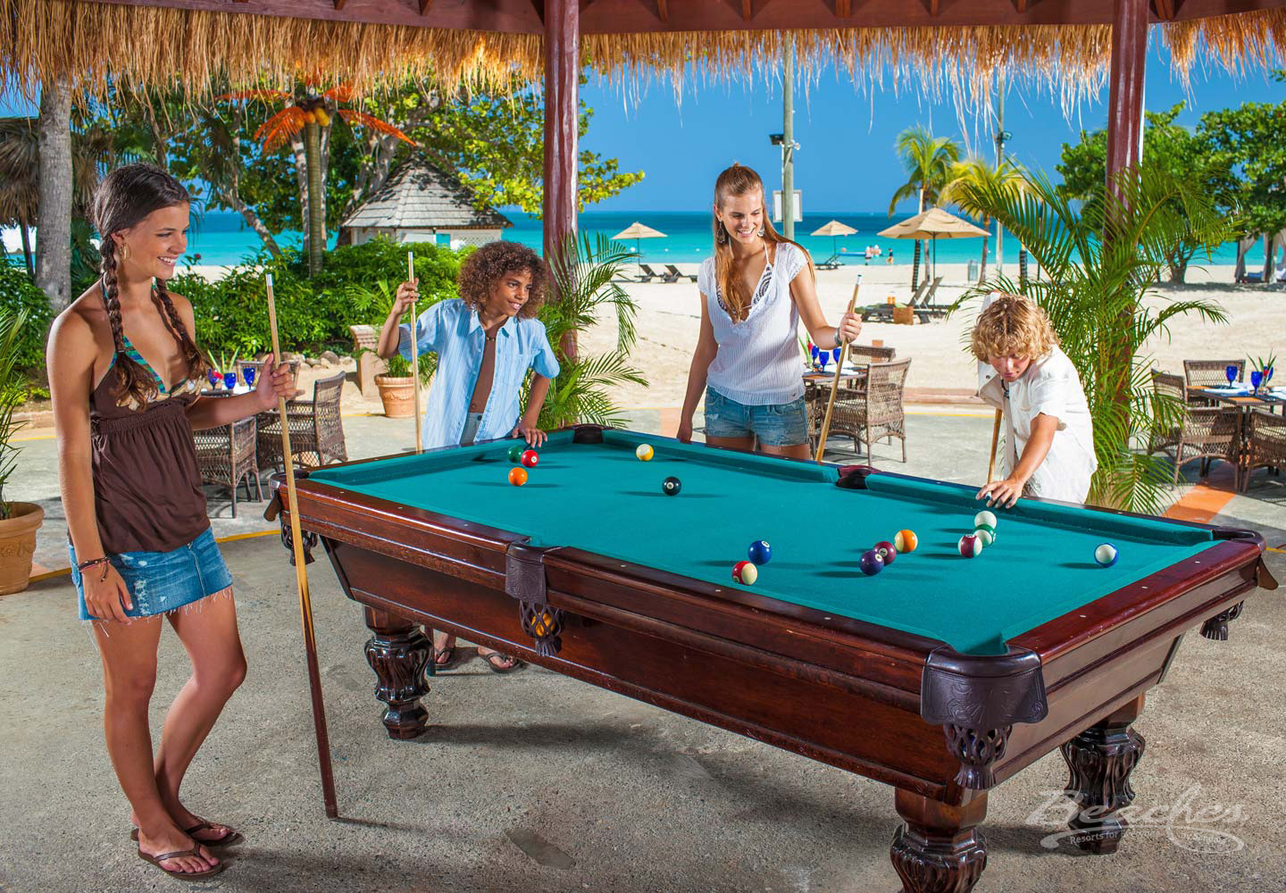 Travel Agency All-Inclusive Resort Beaches Negril 063