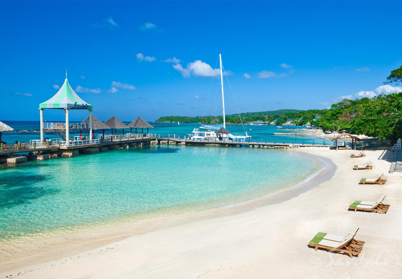 Travel Agency All-Inclusive Resort Sandals Ochi 077