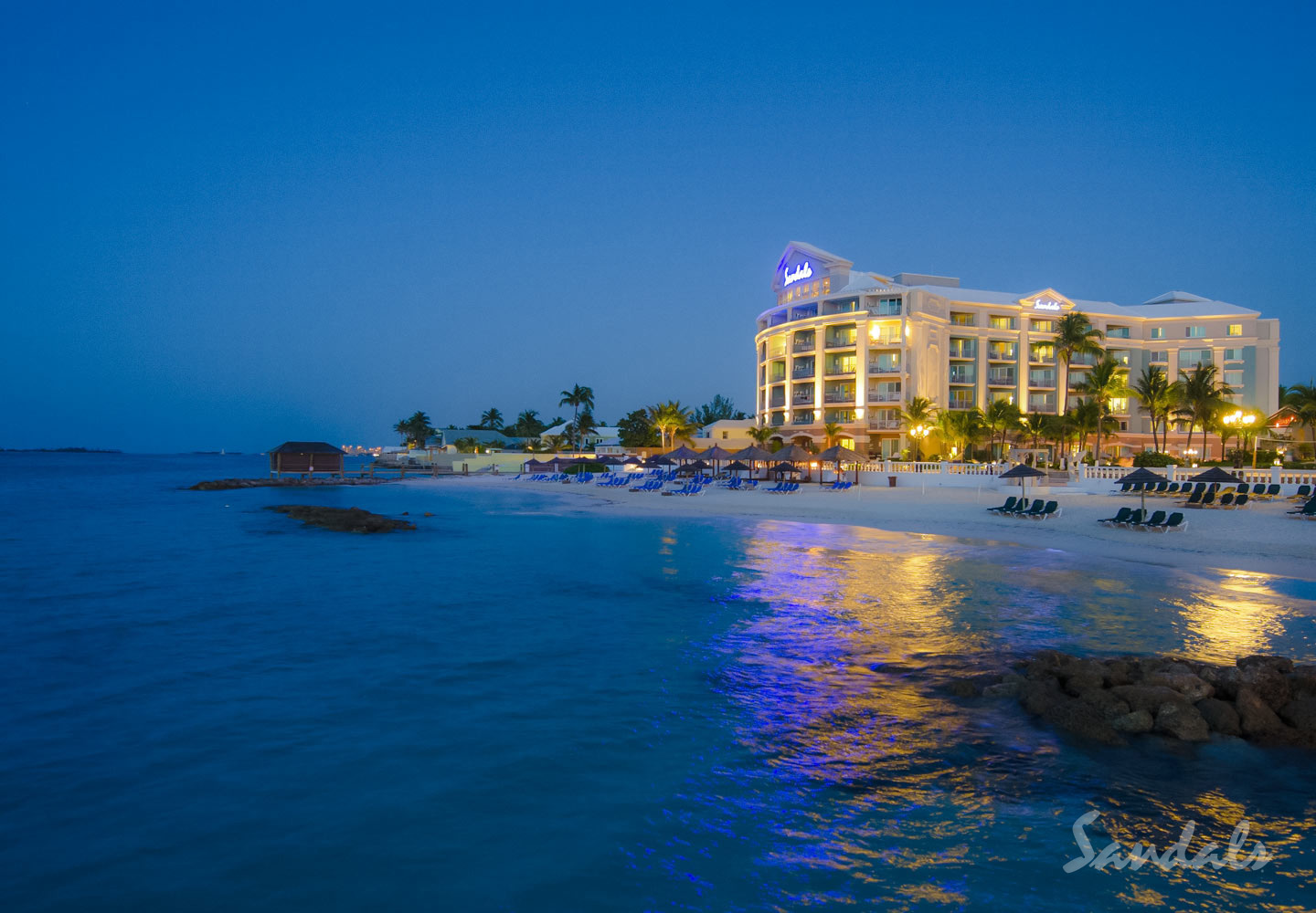 Travel Agency All-Inclusive Resort Sandals Royal Bahamian 066