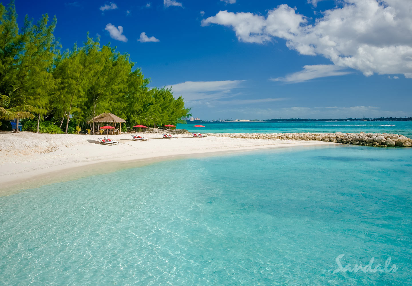 Travel Agency All-Inclusive Resort Sandals Royal Bahamian 013