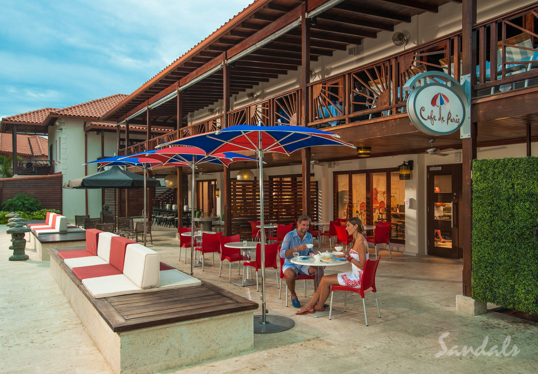 Travel Agency All-Inclusive Resort Sandals La Source Grenada 115