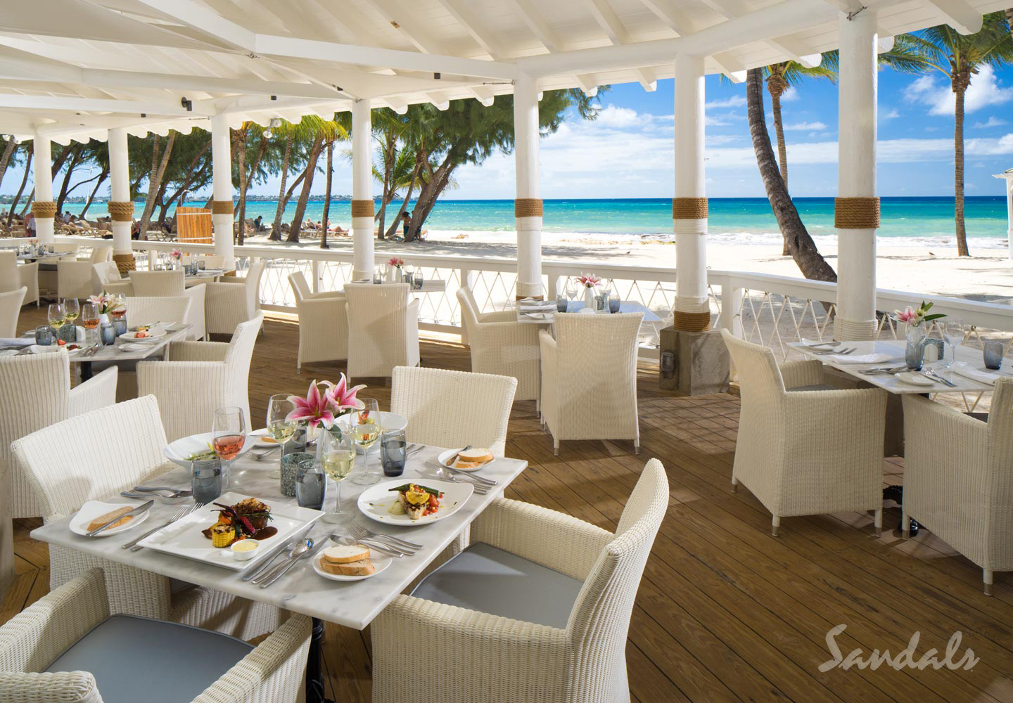 Travel Agency All-Inclusive Resort Sandals Barbados 21