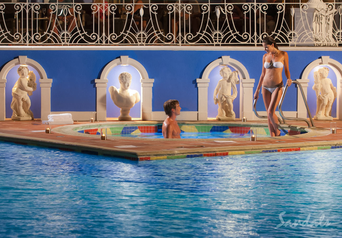 Travel Agency All-Inclusive Resort Sandals Royal Bahamian 061