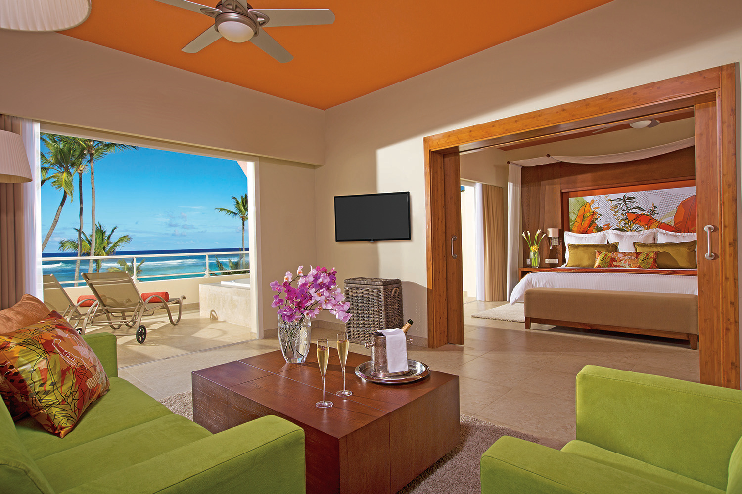 Travel Agency All-Inclusive Resort Breathless Punta Cana 10