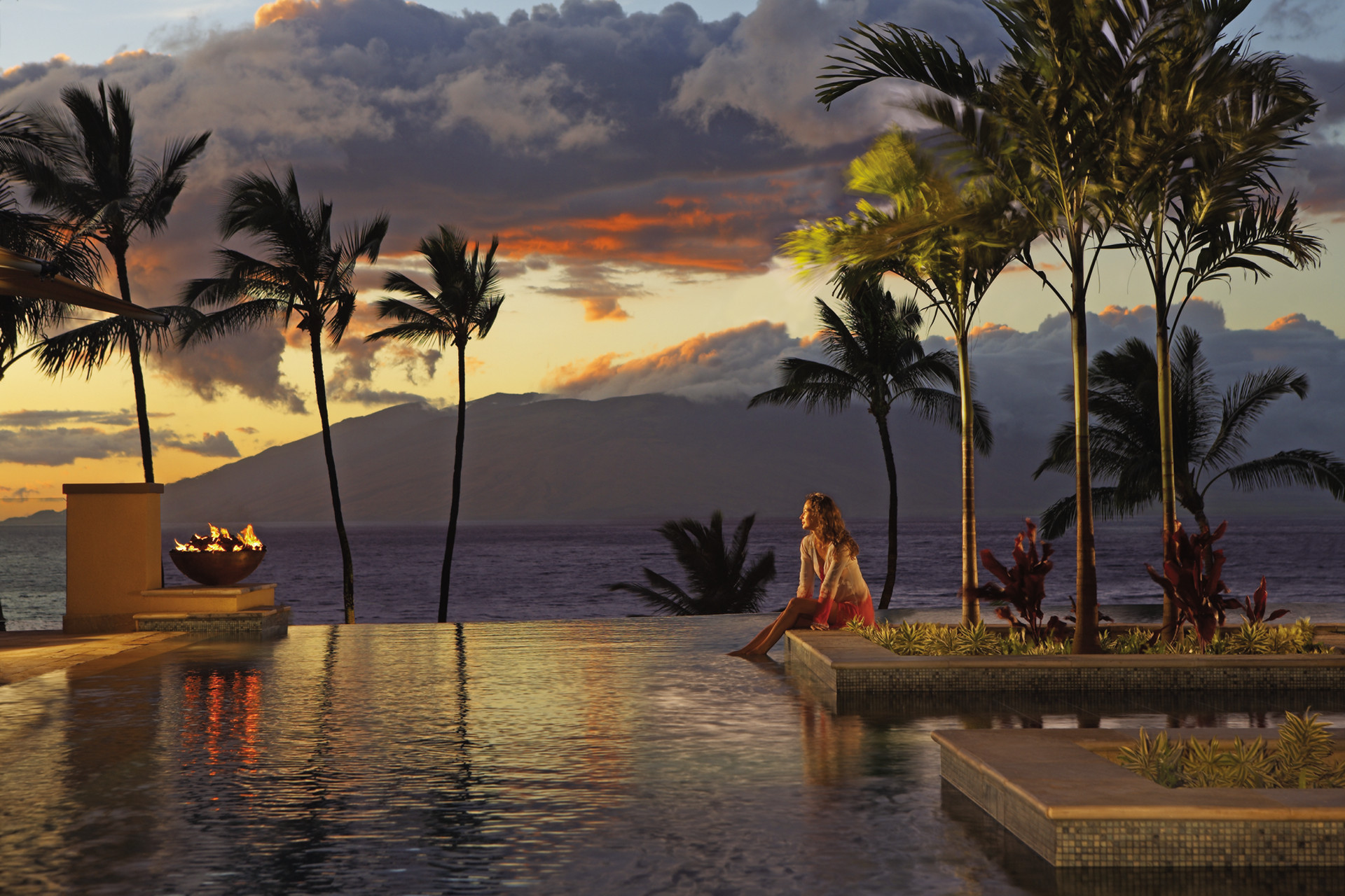 Travel Agency Hawaii Resort Four Seasons