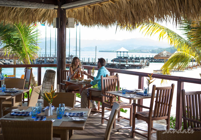 Travel Agency All-Inclusive Resort Sandals La Source Grenada 116