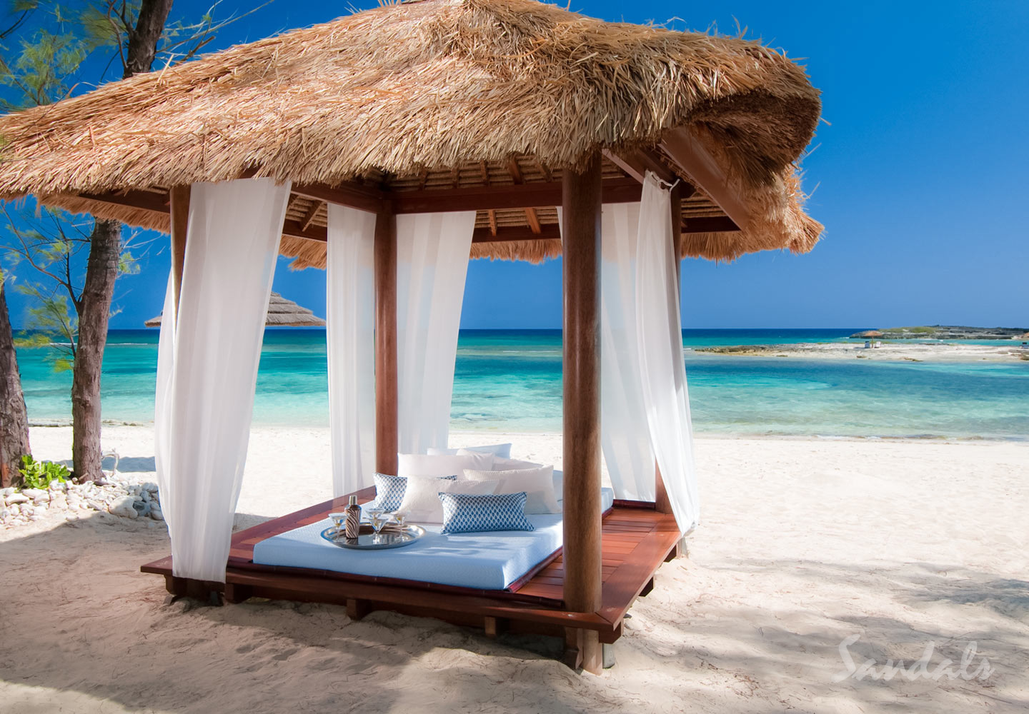 Travel Agency All-Inclusive Resort Sandals Royal Bahamian 034