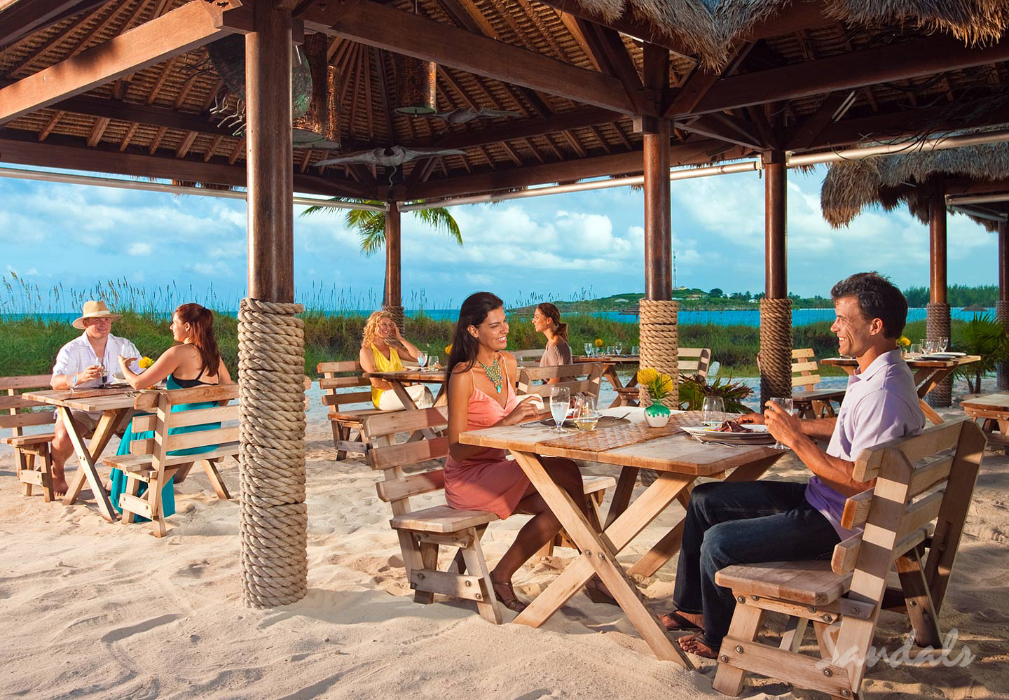 Travel Agency All-Inclusive Resort Sandals Emerald Bay 039