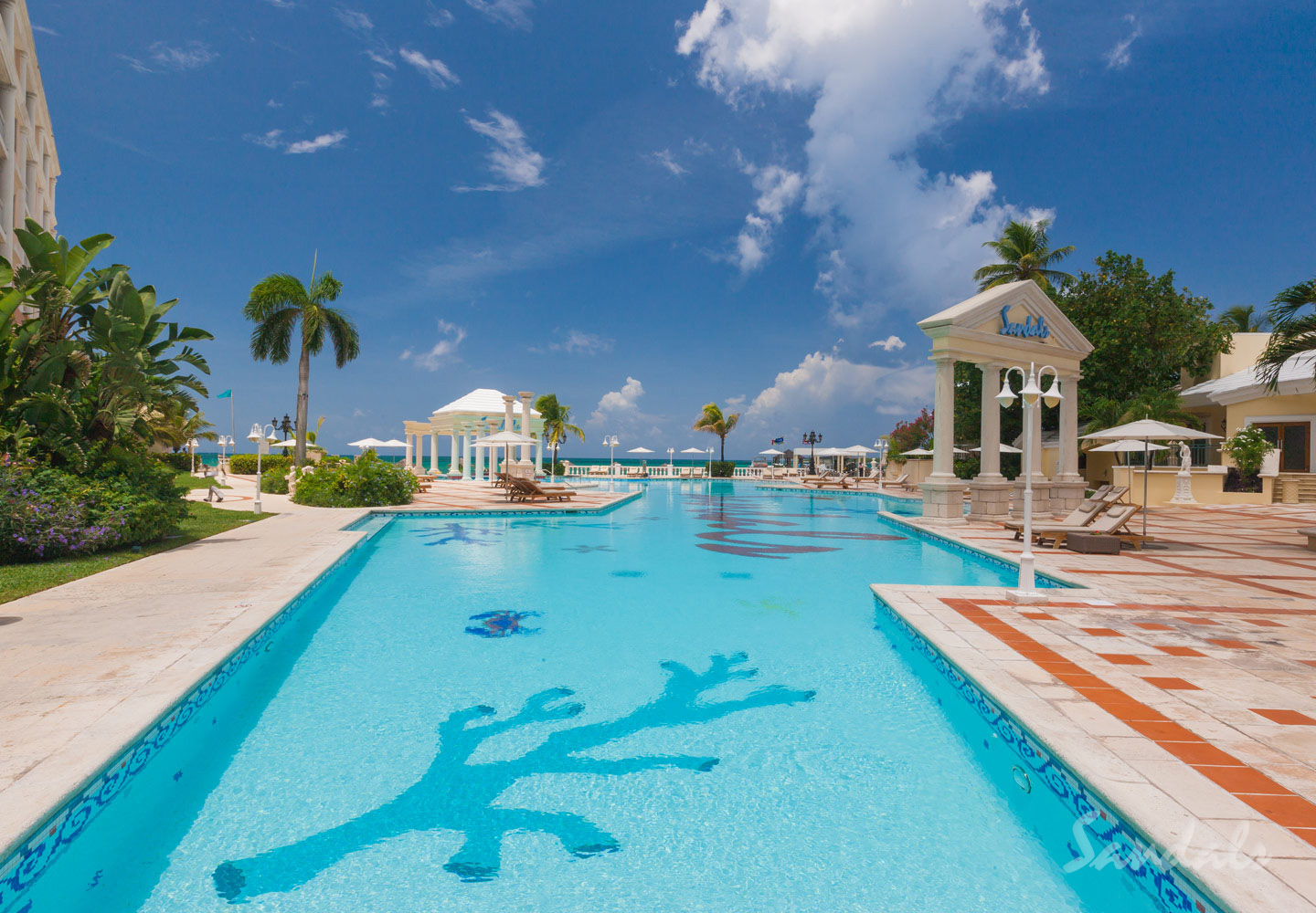 Travel Agency All-Inclusive Resort Sandals Royal Bahamian 097