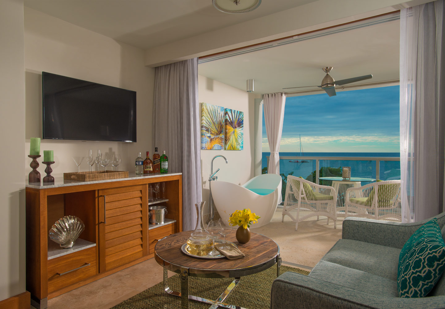 Travel Agency All-Inclusive Resort Sandals Montego Bay 069