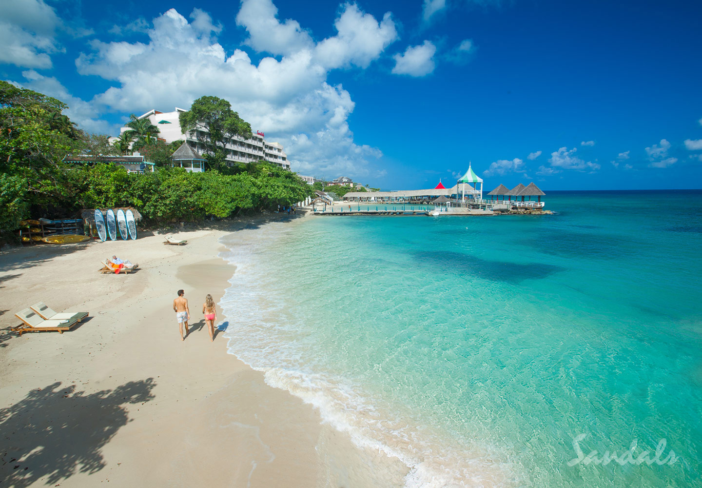 Travel Agency All-Inclusive Resort Sandals Ochi 002