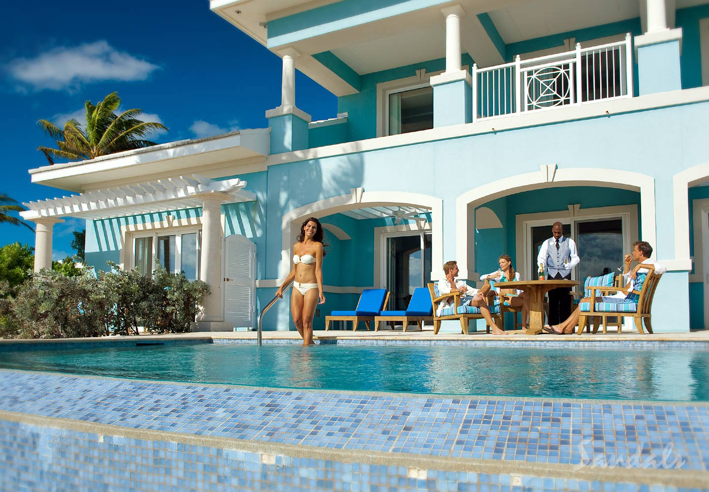 Travel Agency All-Inclusive Resort Sandals Emerald Bay 029