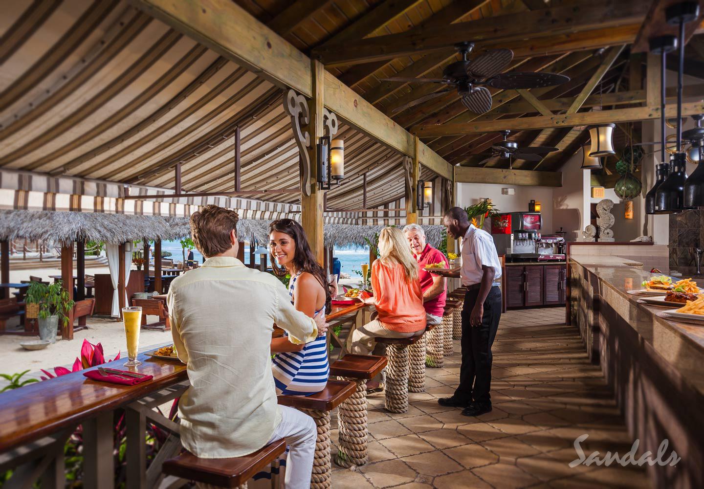 Travel Agency All-Inclusive Resort Sandals Ochi 039