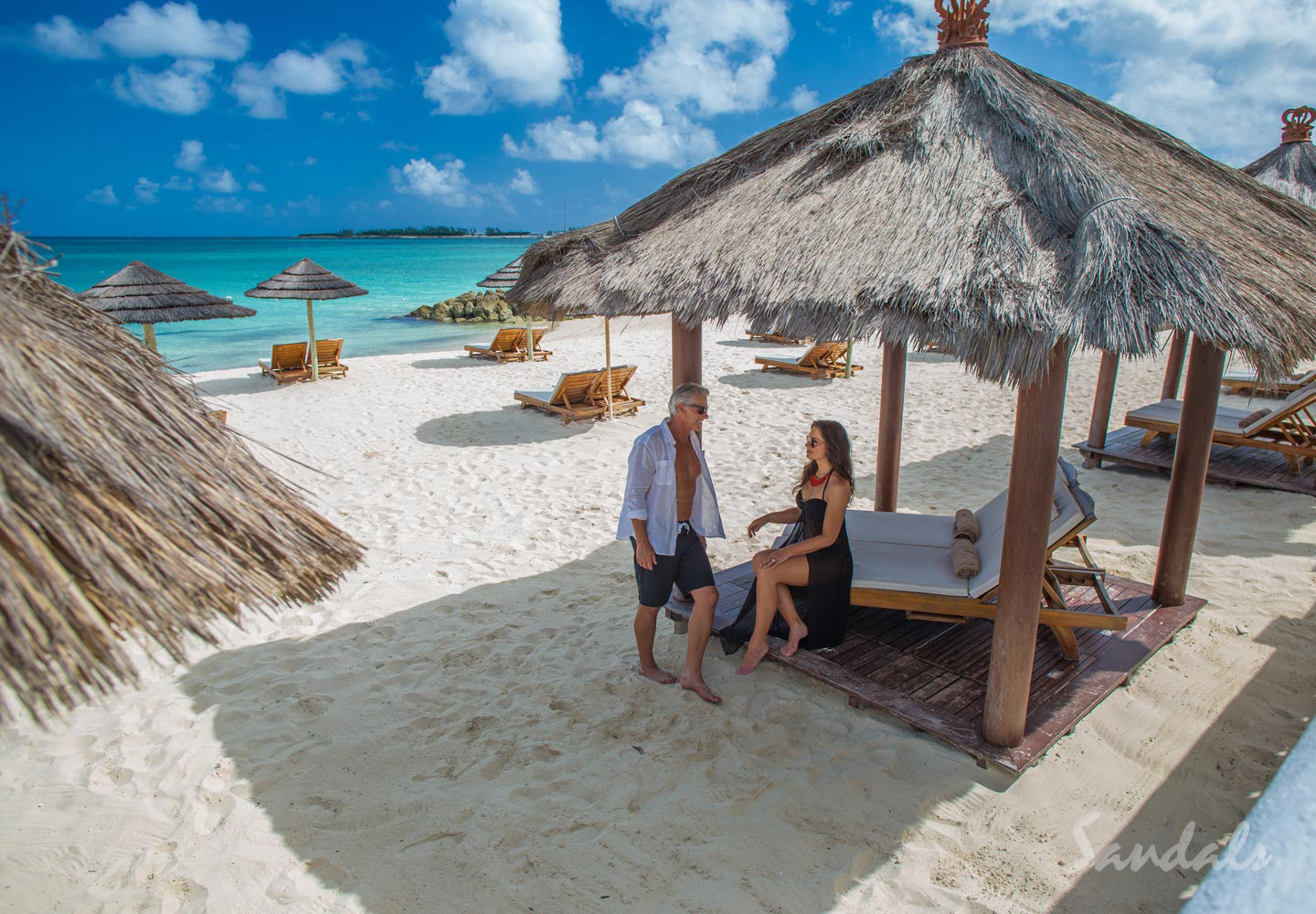 Travel Agency All-Inclusive Resort Sandals Royal Bahamian 101