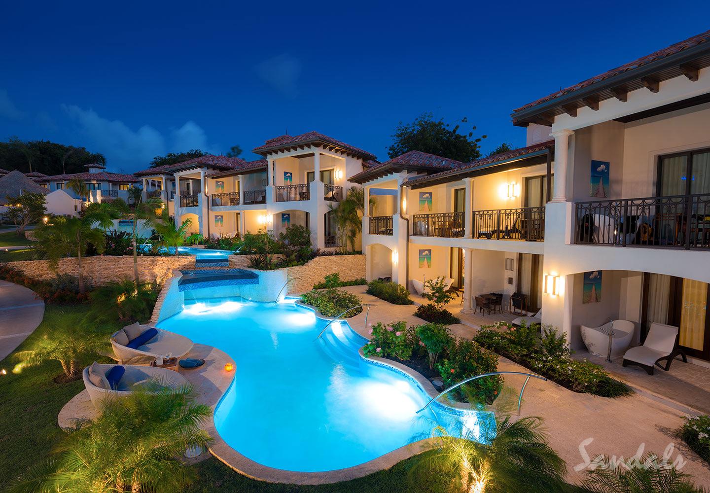 Travel Agency All-Inclusive Resort Sandals La Source Grenada 021