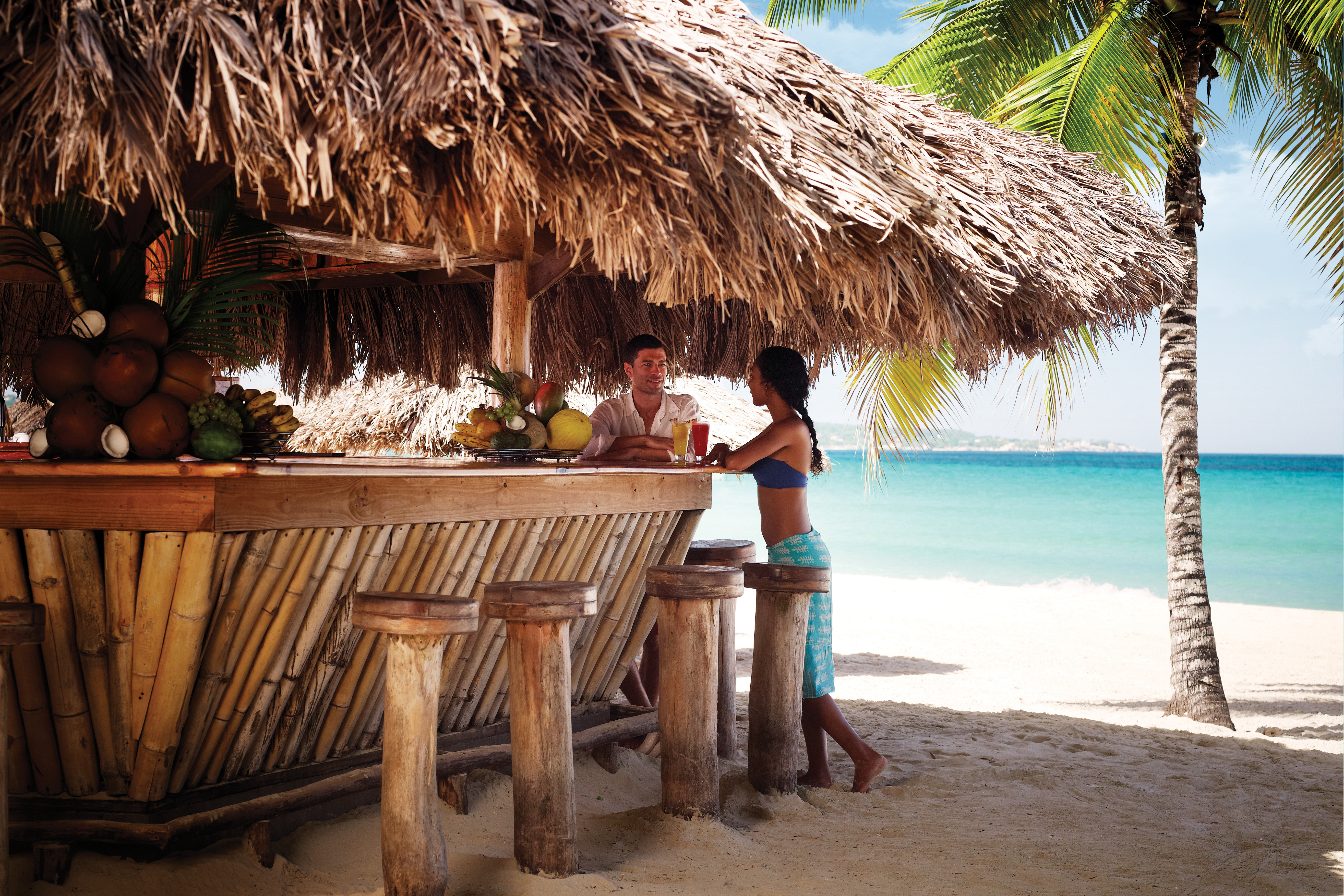 Travel Agency All-Inclusive Resort Couples Swept Away 57