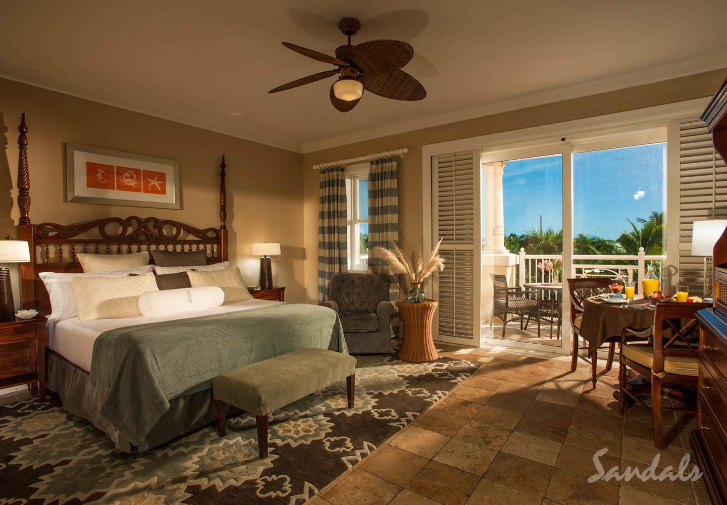 Travel Agency All-Inclusive Resort Sandals Emerald Bay 080
