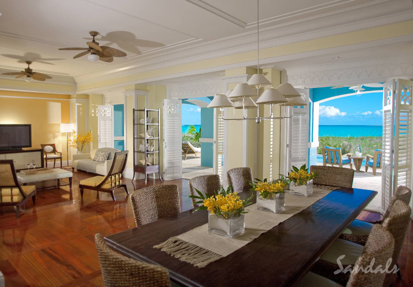 Travel Agency All-Inclusive Resort Sandals Emerald Bay 030