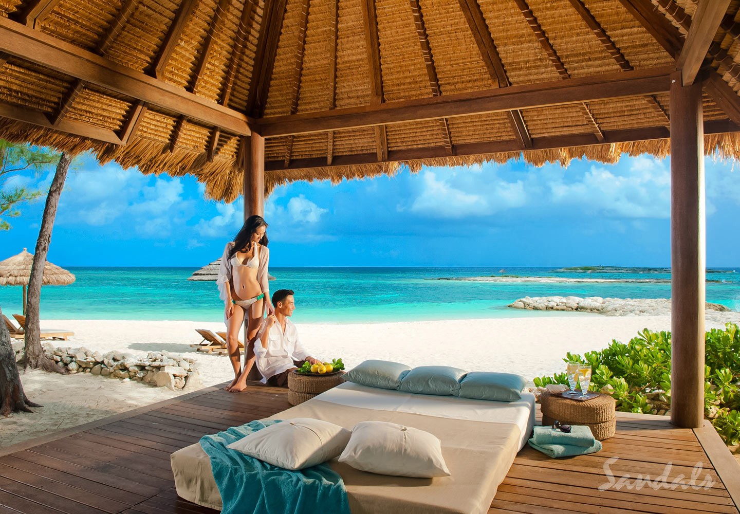 Travel Agency All-Inclusive Resort Sandals Royal Bahamian 032
