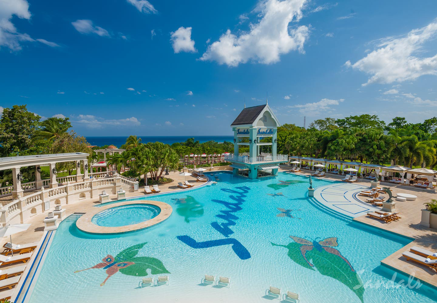 Travel Agency All-Inclusive Resort Sandals Ochi 152