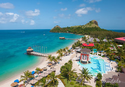 Travel Agency All-Inclusive Resort Sandals Grande St Lucian 12