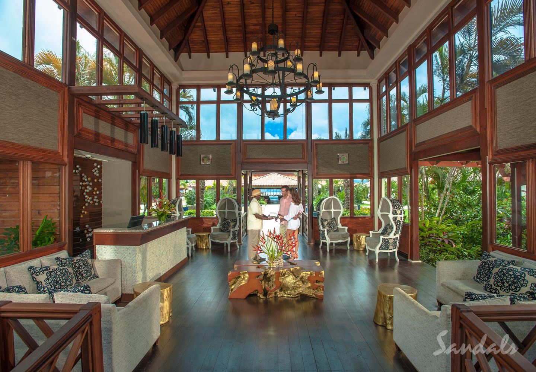Travel Agency All-Inclusive Resort Sandals La Source Grenada 055
