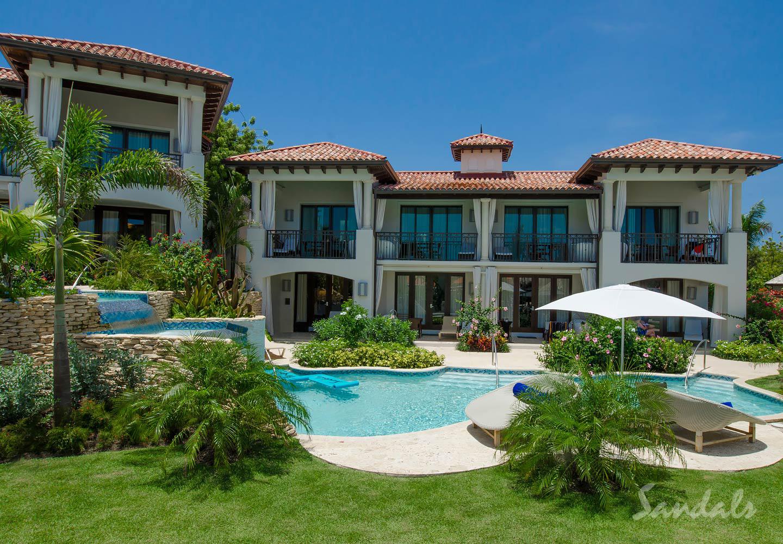 Travel Agency All-Inclusive Resort Sandals La Source Grenada 047